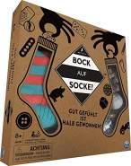 Spin Master Games 6046867 - Bock auf Socke? Fühlspiel im Socken, witziges Zubehör, für die Fingerspitzen