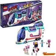 THE LEGO MOVIE 2 70828 Pop-Up-Party-Bus