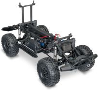 Traxxas Landrover Defender Brushed RC Modellauto Elektro Crawler Allradantrieb (4WD) RTR 2,4 GHz