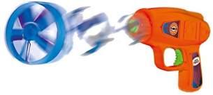 Fliegendes Spielzeug Turbo Blaster 7-teilig orange