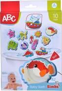 Simba 104010196 ABC Magische Badepuzzle