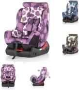 Chipolino Kindersitz Trax Gruppe 0+/1/2 (0-25 kg) verstellbar, Bezug abnehmbar, Farbe:lila