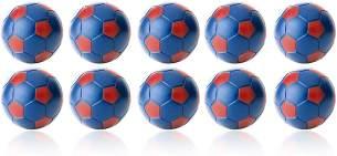 Kickerball Winspeed, 35mm, blau/rot - 1 Stück