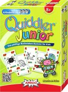AMIGO - Kinderspiel, Quiddler junior