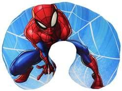 Marvel Spider-Man Nackenkissen Reisekissen Superheld 28 x 33 cm