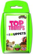 Winning Moves 61243 Top Trumps - Die Muppets, Trumpfspiel