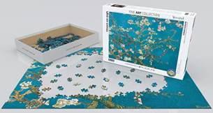 EuroGraphics 6000-0153 Puzzle, Mehrfarbig