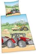 Herding Bettwäsche Young Collection Traktor, 135 x 200 cm