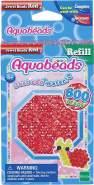 Aquabeads - 32668 - Rote Glitzerperlen