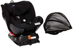 Chicco 'Seat4Fix' Reboarder Black Air 2021