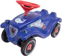 BIG 800056130 'Bobby-Car-Classic Ocean' ab 12 Monaten, bis 50 kg belastbar, blau