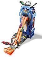 Hot Wheels Ultimate Series Garage Launcher 2-teilig