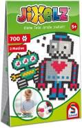 """Schmidt Spiele 46114 'JIXELZ """"Roboter""""' 700 Teile, ab 5 Jahren"""