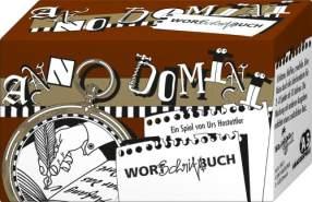 ABACUSSPIELE 09071 - Anno Domini - Wort Schrift Buch, Quizspiel