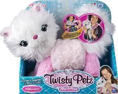 Twisty Petz Cuddlez 6054693 Purella Kitty, verwandlungsfähiges Plüschtier, ab 4 Jahren