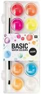 Basic Neon Wasserfarbe