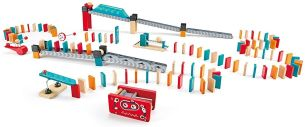 Hape E1057 - Roboterfabrik Dominio, Kettenreaktionsspielzeug