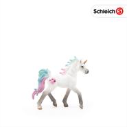 Schleich 70572 bayala Spielfigur - Meereseinhorn Fohlen, Spielzeug ab 5 Jahren