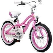 Kinderfahrrad Bikestar 16 Zoll - Deluxe Cruiser Pepper Mint