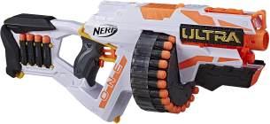 Hasbro 'Nerf Ultra One Motorized Blaster' - Weiterentwickeltes Design, Trommelmagazin mit hoher Kapazität, 25 Nerf Ultra Darts