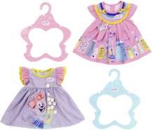 Zapf Creation 828243 Kleidung FÜR Puppen, farblich sortiert