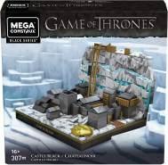 Mega Construx Game of Thrones - Die Schwarze Festung - Konstruktionsspielzeug
