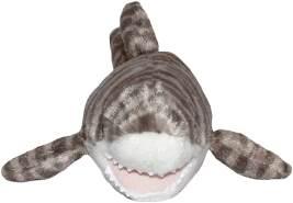 Wild Republic 22464 Plüsch Tigerhai, Cuddlekins Kuscheltier, Plüschtier, 20 cm