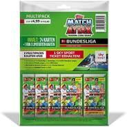 Topps - Bundesliga Match Attax 2020/21 Multipack
