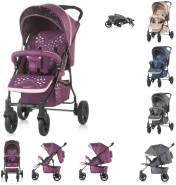 Chipolino - Buggy Mixie - Lila