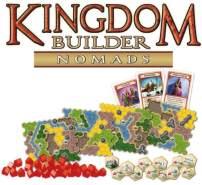 Queen Games 6092 - Kingdom Builder Erweiterung Nomaden