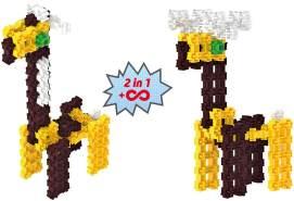 Amewi Fanclastic Set Hirsch/Giraffe 2-in-1