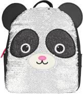 Depesche 10794 SNUKIS Rucksack Panda Pailletten