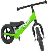 Lauflernrad/Laufrad von UNITED-KIDS extraleicht ab 2 Jahren in verschiedenen Farben, Farbe:Grün