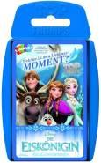Top Trumps - Die Eiskönigin 30 Momente: Dein Abenteuer mit Anna und Elsa