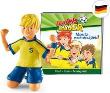 tonies Hörfiguren für Toniebox - Teufelskicker - Moritz Macht das Spiel - ca. 51 Min. - Ab 6 Jahre -DEUTSCH