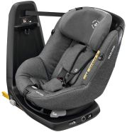 Maxi-Cosi AxissFix-Kleinkindersitz, drehbarer Kindersitz, 4 Monate - 4 Jahre, 61 - 105 cm, Sparkling Grey (grau)