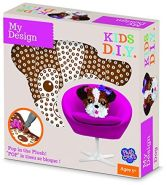 Orb Factory 62145001 - My Design Puppy Pillow Kissen, Plüsch