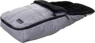Osann Winter Fußsack Grey Melange, universell einsetzbar