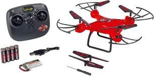 Carson X4 Quadcopter Dragon 330 RC, rot