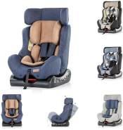 Chipolino Kindersitz Trax Neo Gruppe 0+/1/2 (0-25 kg), Leinen- und Jeansstoff, Farbe:dunkelblau
