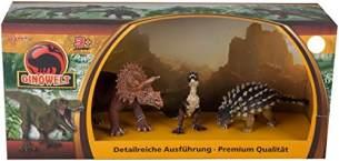 Besttoy Dinowelt 3er Spielset - 24219
