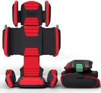 Hifold I Autokindersitz I Kinderautositz I Kindersitz Gruppe 2-3 (15-36 kg) I faltbar I rot