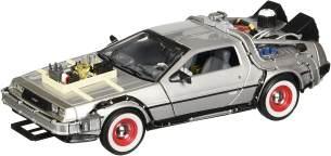 Welly Modellauto 1:24 Zurück in die Zukunft Teil 3
