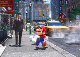 Puzzle Mario New Donk City