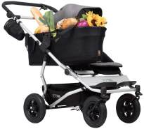 Mountain Buggy 'Duet V3 as a single' Kinderwagen 2020 Silver