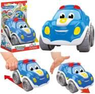 Clementoni Polizeiwagen, bunt