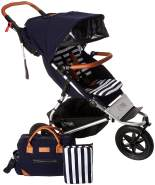 Urban Jungle Stroller Luxury Collection Nautical Manufacturer: Mountain Buggy