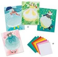 Djeco Mosaik Ganas Party Box (39420), Mehrfarbig (1)