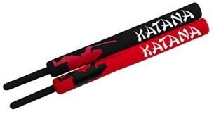Schildkröt Katana Soft Schwerter Set, Outdoorspielzeug für Motorik und Geschicklichkeit, 970223
