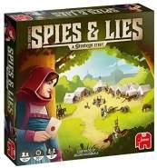 Jumbo Spiele - Spies & Lies - A Stratego Story, Strategiespiel - Ab 12 Jahren